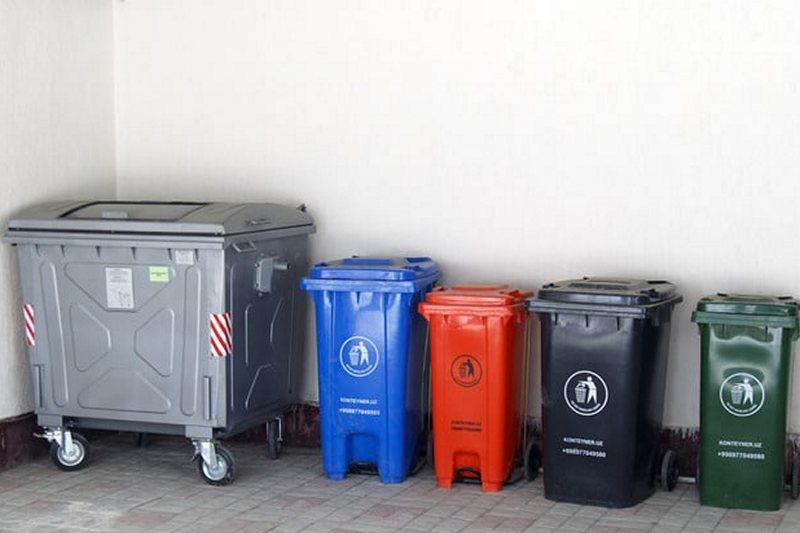 Раздельный сбор мусора в Ташкенте начнётся в 2021 году. Шаг в новую эру?
